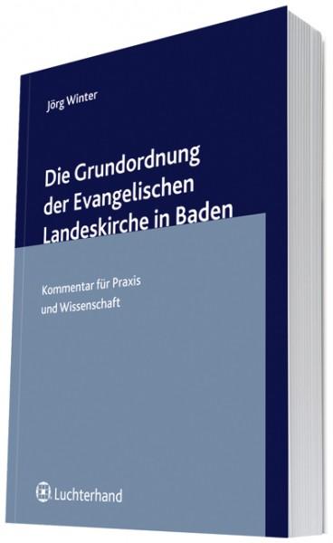 Die Grundordnung der Evangelischen Landeskirche in Baden