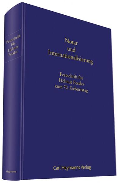Festschrift für Helmut Fessler