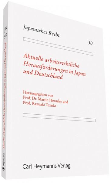 Aktuelle arbeitsrechtliche Herausforderungen in Japan und Deutschland