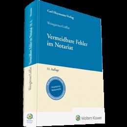 Vermeidbare Fehler im Notariat