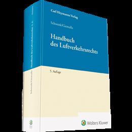 Schwenk, Handbuch des Luftverkehrsrechts