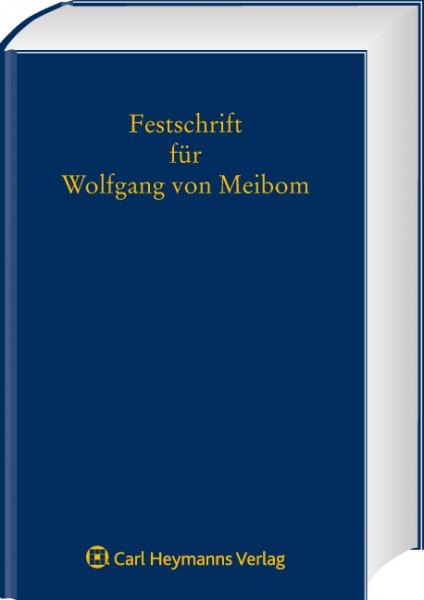 Festschrift für Wolfgang von Meibom