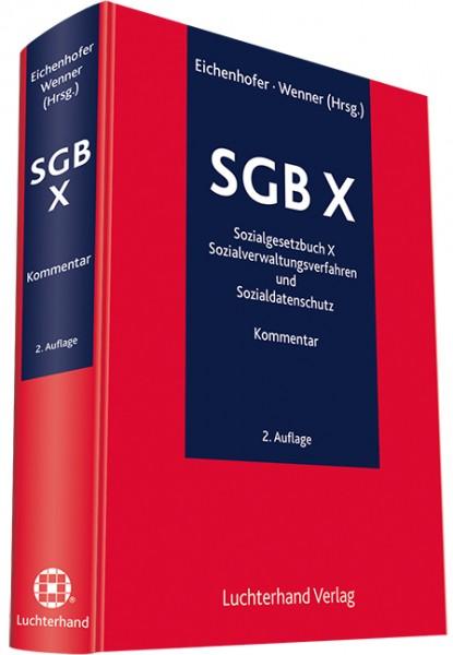 SGB X - Kommentar