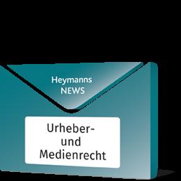 News Urheber- und Medienrecht