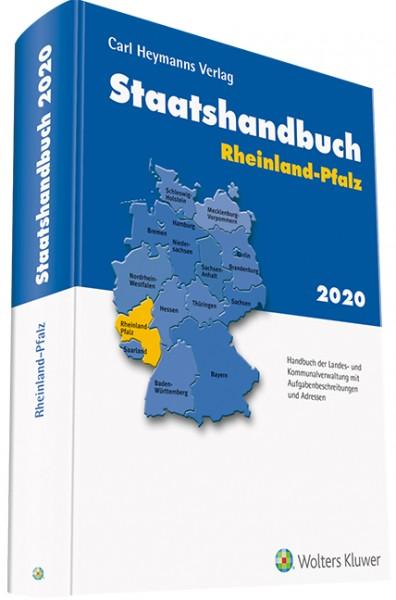 Staatshandbuch Rheinland-Pfalz 2020