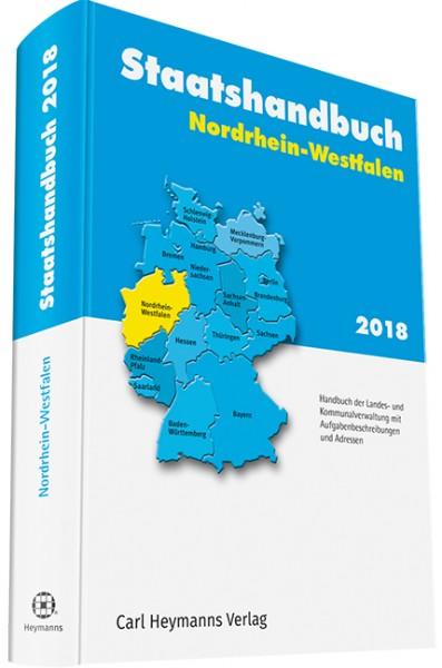 Staatshandbuch Nordrhein-Westfalen 2018