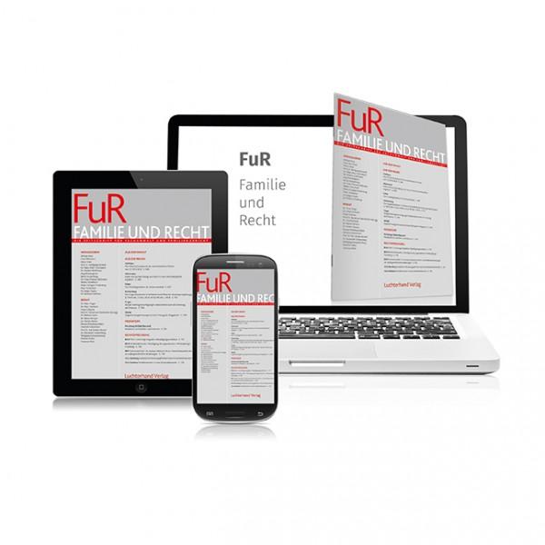 FuR - Familie und Recht - Heft 11|2019