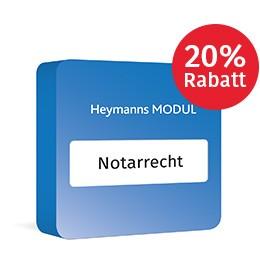 Heymanns Notarrecht