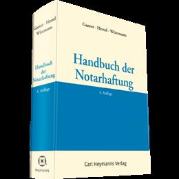 Handbuch der Notarhaftung