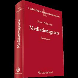 Kommentar zum Mediationsgesetz