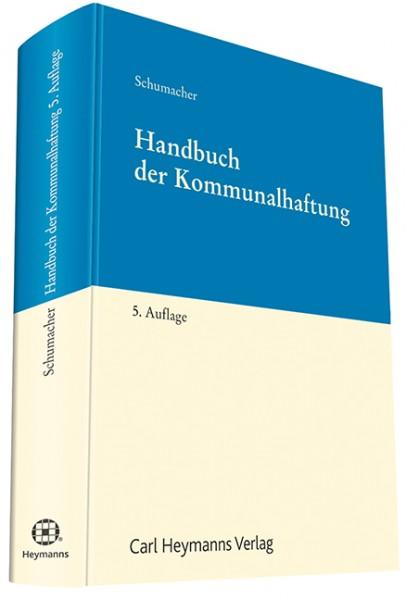 Handbuch der Kommunalhaftung