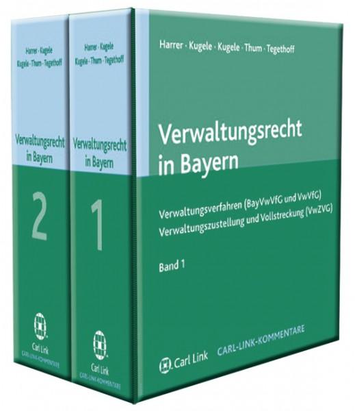 Verwaltungsrecht in Bayern