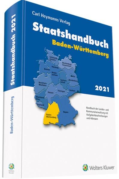 Staatshandbuch Baden-Württemberg 2021