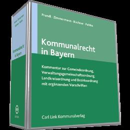 Kommunalrecht in Bayern - Kommentar