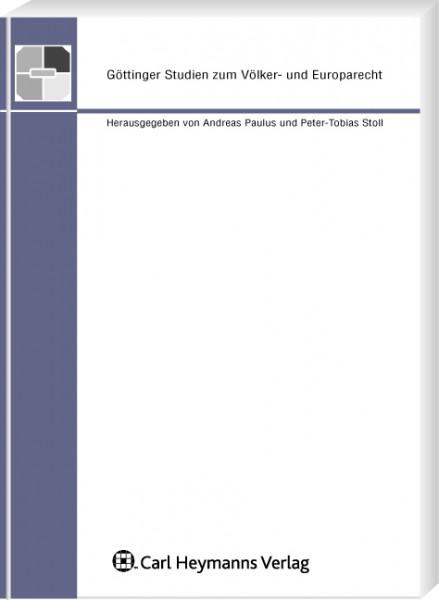 Öffentliche Kulturförderung und Welthandelsrecht - WTO, UNESCO und das Recht des Staates zur Förderung der Künste