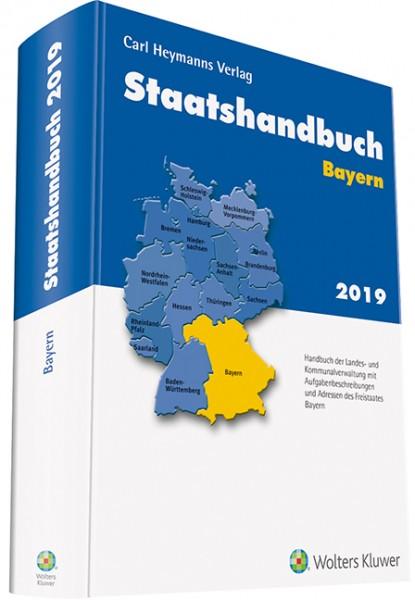 Staatshandbuch Bayern 2019