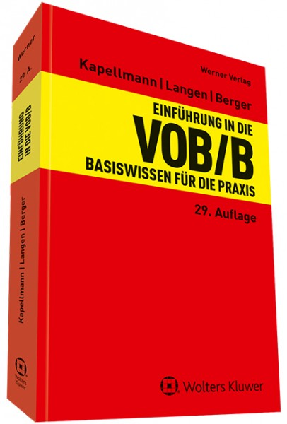 Einführung in die VOB / B