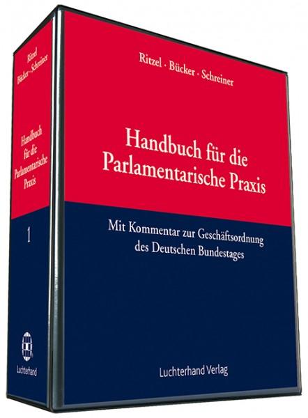 Handbuch für die Parlamentarische Praxis