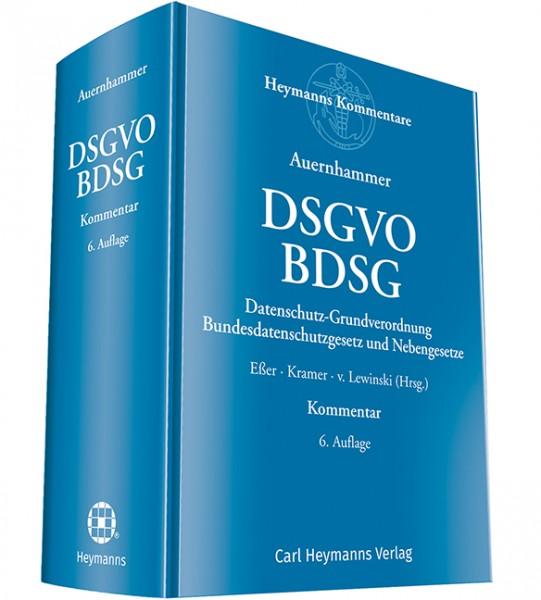 DSGVO / BDSG