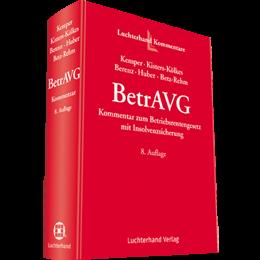 BetrAVG - Kommentar