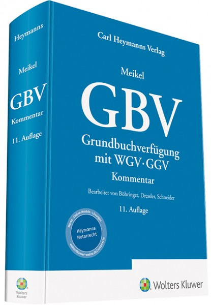 Meikel, GBV - Kommentar