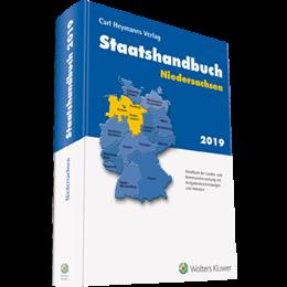 Staatshandbuch Niedersachsen 2019
