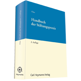 Handbuch der Stiftungspraxis