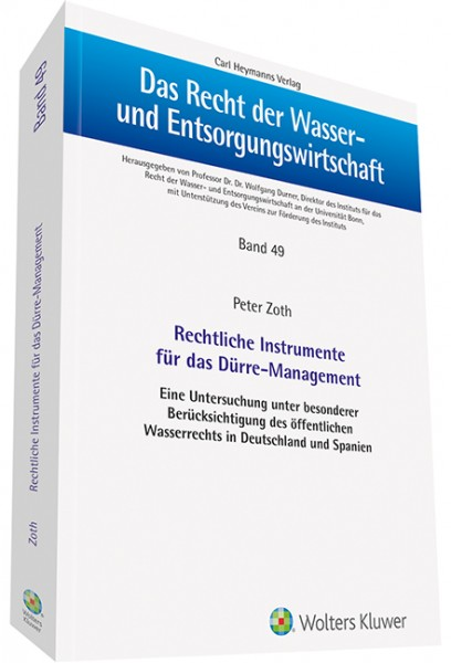Rechtliche Instrumente für das Dürre-Management