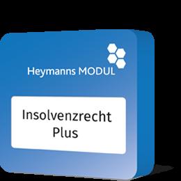 Heymanns Insolvenzrecht Plus