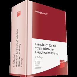 Handbuch für die strafrechtliche Hauptverhandlung