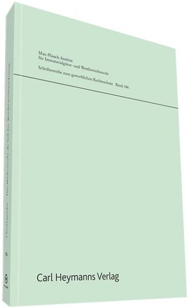 Marken- und Wettbewerbsrechtliche Probleme von Abgrenzungsvereinbarungen (GWR 191)