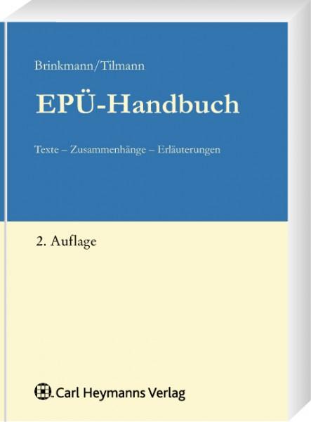 EPÜ-Handbuch