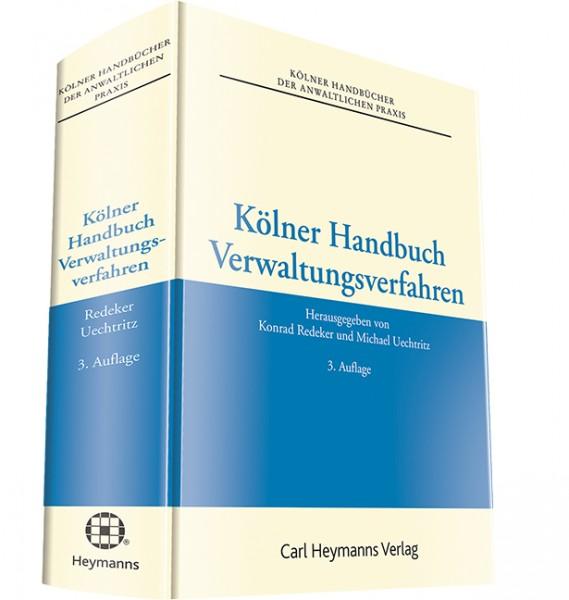 Kölner Handbuch Verwaltungsverfahren