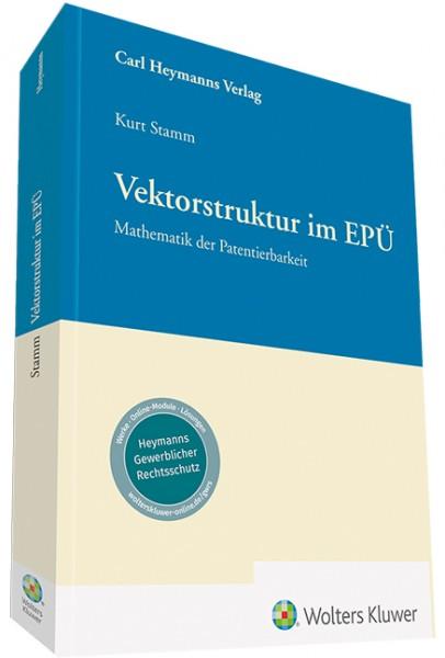 Vektorstruktur im EPÜ