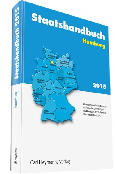 Staatshandbuch Hamburg 2015