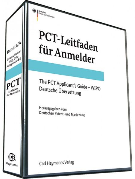 PCT-Leitfaden für Anmelder