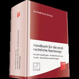 Handbuch für die strafrechtliche Nachsorge