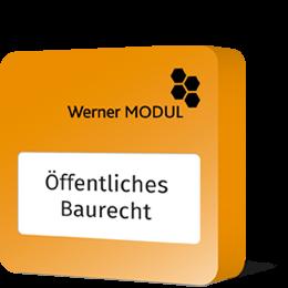 Werner Öffentliches Baurecht