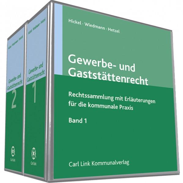 Gewerbe- und Gaststättenrecht in Bayern