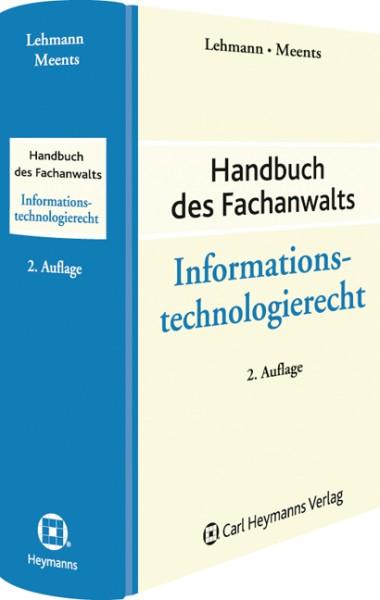 Handbuch des Fachanwalts Informationstechnologierecht