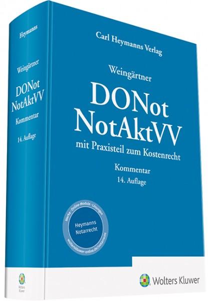 Weingärtner, DONot / NotAktVV - Kommentar