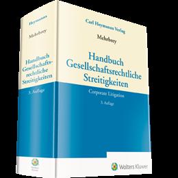 Handbuch Gesellschaftsrechliche Streitigkeiten