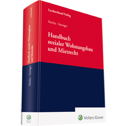 Handbuch sozialer Wohnungsbau und Mietrecht