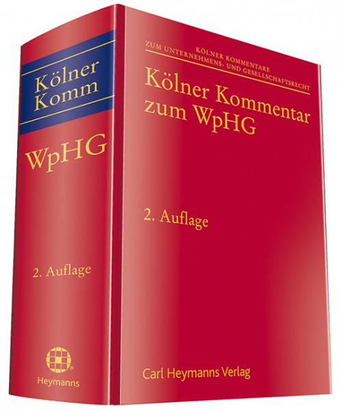 Kölner Kommentar zum WpHG