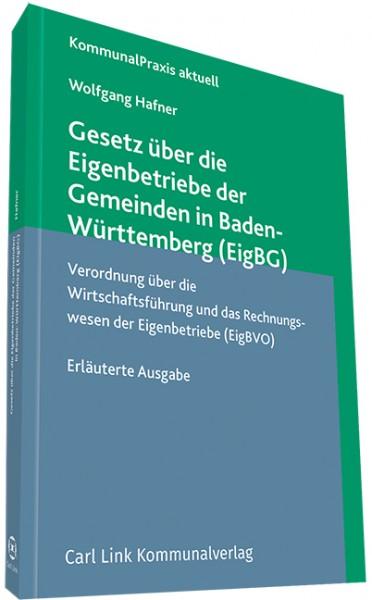 Gesetz über die Eigenbetriebe der Gemeinden in Baden-Württemberg (EigBG)