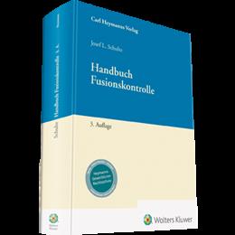 Handbuch Fusionskontrolle