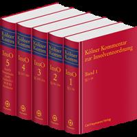 Kölner Kommentar zur Insolvenzordnung (Bd. 1-5)