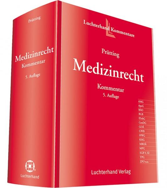 Medizinrecht Kommentar