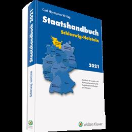 Staatshandbuch Schleswig-Holstein 2021