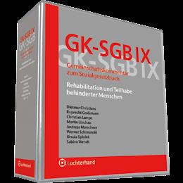 Gemeinschaftskommentar zum Sozialgesetzbuch IX (GK - SGB IX)